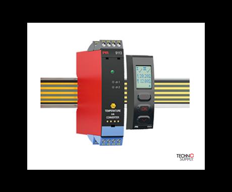 Conversor de temperatura mA PR Electronics 9113BA