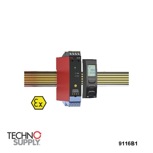 Conversor universal PR Electronics 9116B1