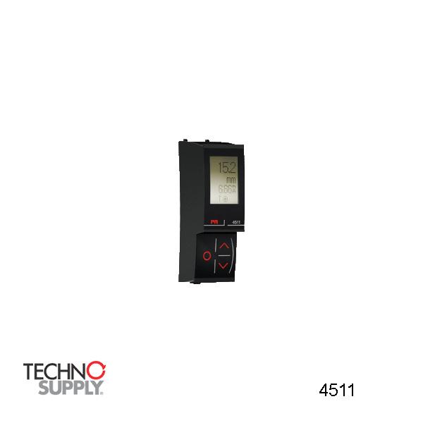 Display De Programação 4511 - Pr Electronics