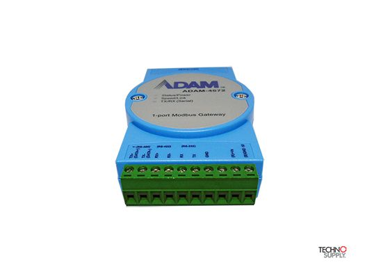 Gateway Modbus Ethernet Serial Advantech Adam-4572