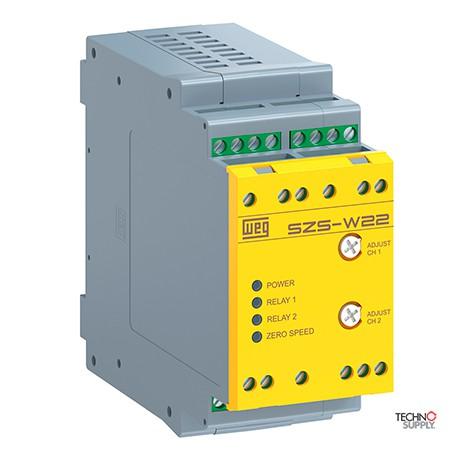 Monitor velocidade zero WEG SZS-W/22 12381180