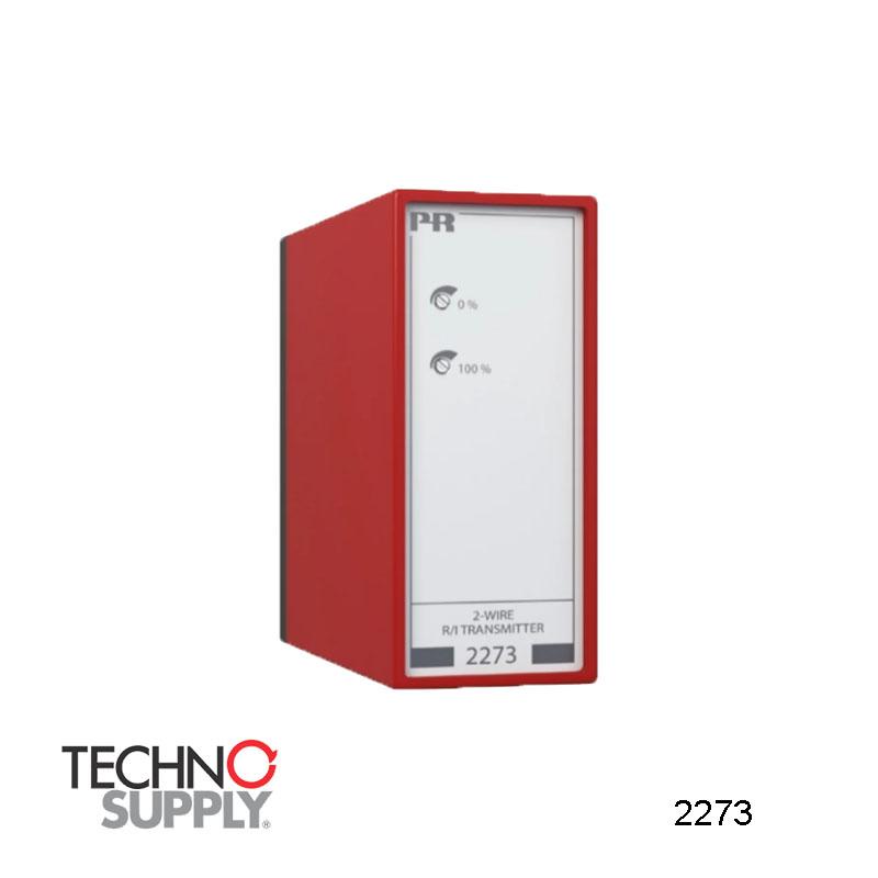 R/i 2 Wire Transmitter 2273  - Pr Electronics