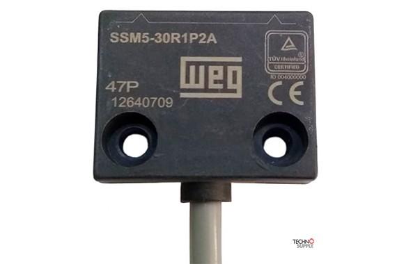 Sensor Magnético WEG SSM5-30R1P2A 12640709