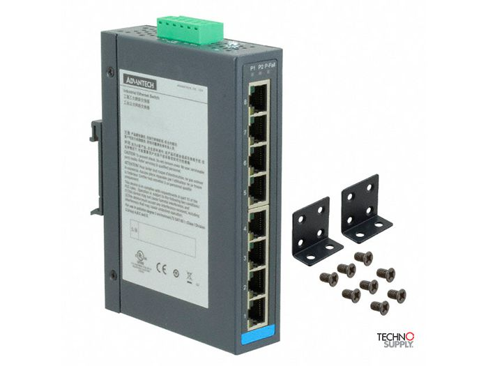 Switch Ethernet Industrial Advantech Eki-2528-be 8 P 10/100