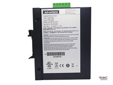 Switch Industrial 10/100mbps Advantech Eki-2525-be 5 Portas