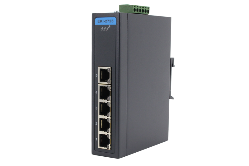Switch Industrial Ethernet Gigabit Advantech Eki-2725-ce 5 P