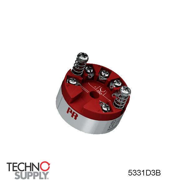 Transmissor de temperatura 5331D3B - PR ELECTRONICS