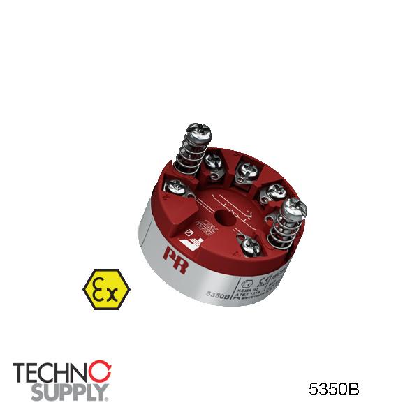 Transmissor de Temperatura Profibus PA 5350B  Cabeçote