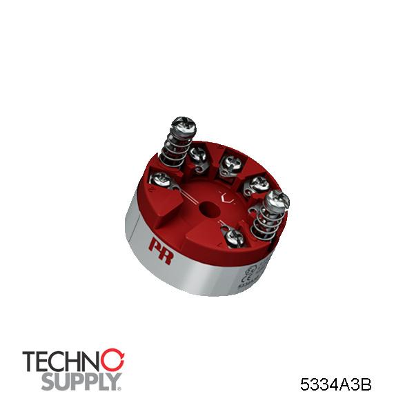 Transmissor Programável 2 Fios PR ELECTRONICS 5334A3B