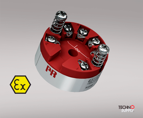 Transmissor Temperatura Programável PR Electronics 5333D