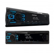 Auto Rádio Pósitron Bluetooth/Mp3 Player/Usb/Fm/Wma