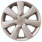 Calota Grid Aro 14 Nissan Nissan March/Livina/Tiida Encaixe Sem Furação Grid 450AR-PTA-U
