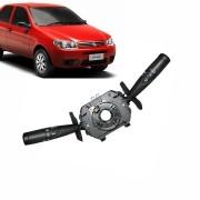 Chave Seta Palio/Doblô/Idea 2004 à 2015 com Limpador Traseiro e botão Trip