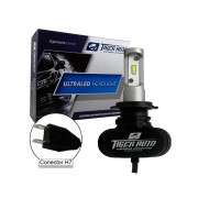 Kit Lâmpadas Ultra Led - 6000K | Tiger Auto Modelo H7