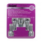 Kit Parafusos Anti-Furto - Mcgard Mod.:27181
