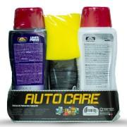 Kit Proauto Lavagem Carro Completa Classic