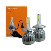 Kit de Lâmpadas LED 6200K - 2000 lúmens | Modelo H4
