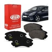Pastilha de Freio Dianteira Ecopads Peugeot 208 1.5 13/16 4 peças
