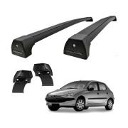 Rack Travessa Peugeot 206/207 Sw Alumínio Longlife Cross