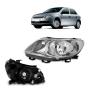 Farol Esquerdo Volkswagen Gol Voyage G5 2009 a 2012 Saveiro G5 2009 a 2013 Foco Duplo