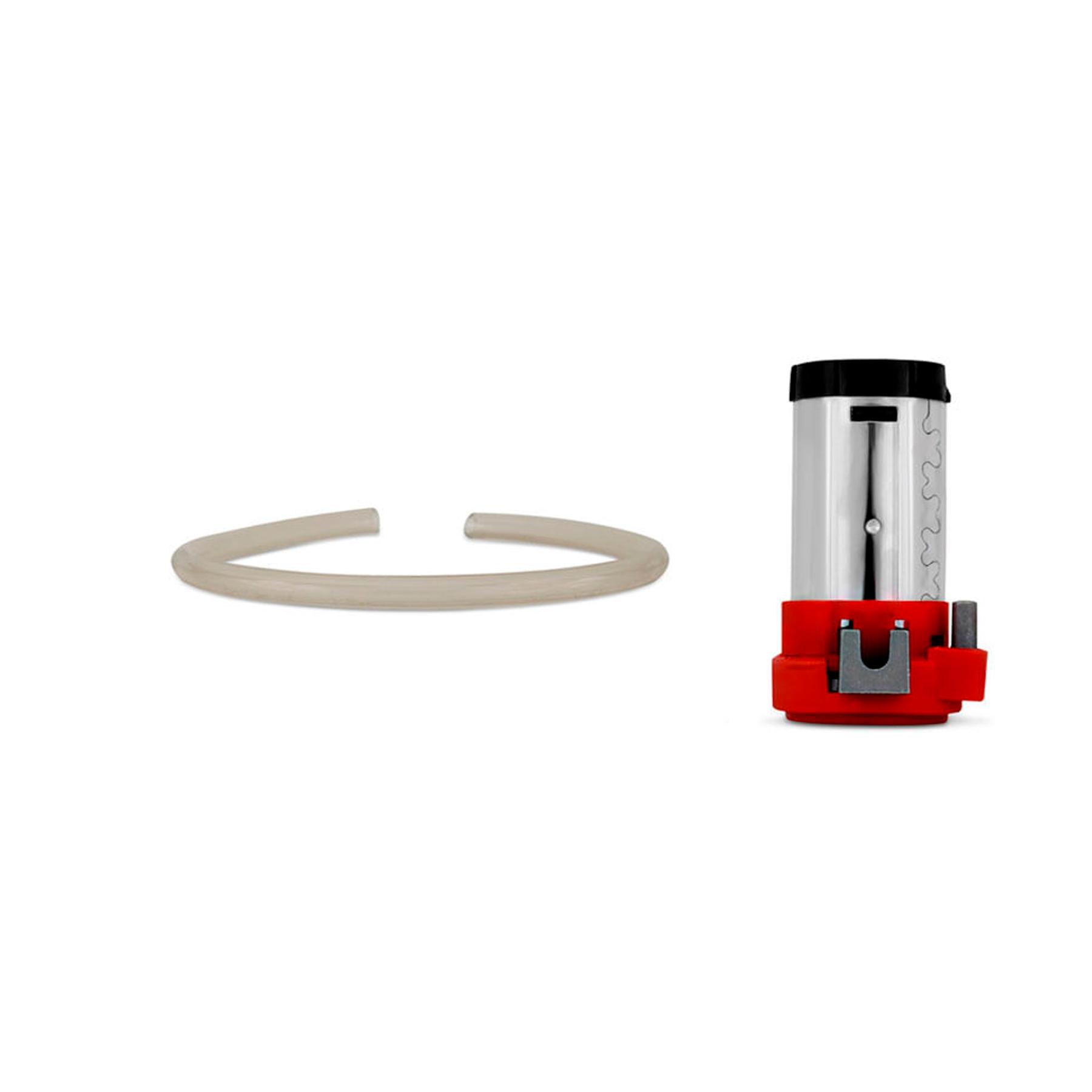 Buzina 12v Vetor Vt301p C/ Compressor A Ar + Cornetão Preta