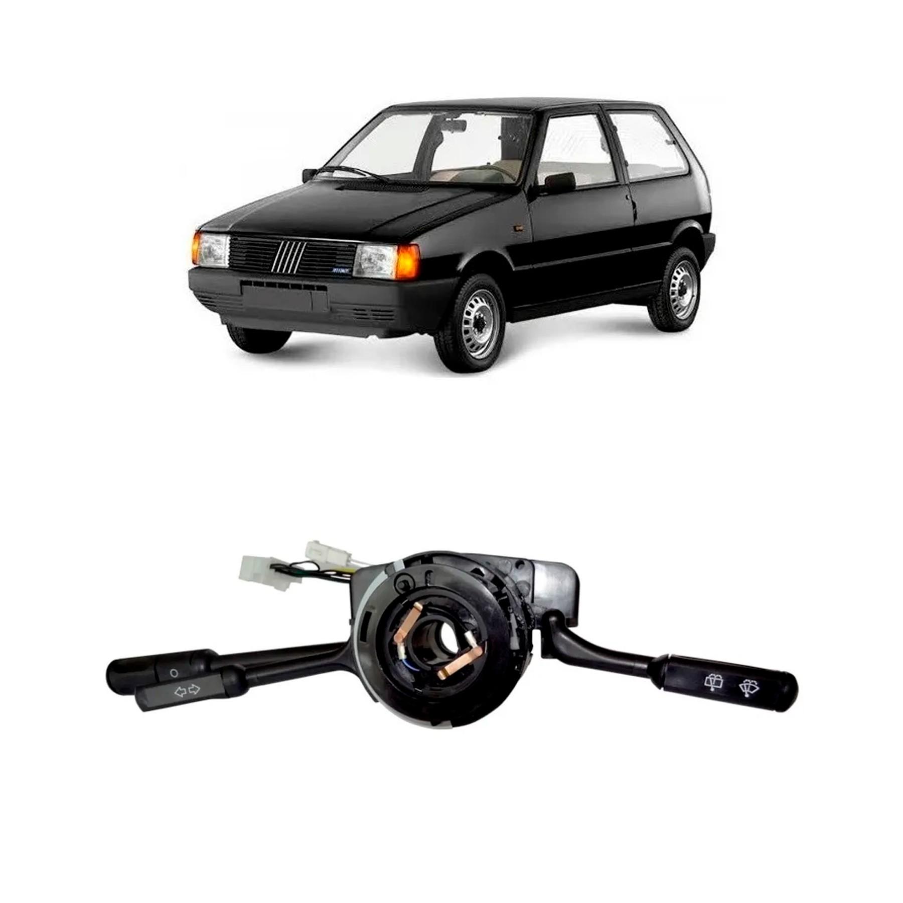 Chave Seta uno/elba 1993 a 2001 com limpador Dianteira e Traseira