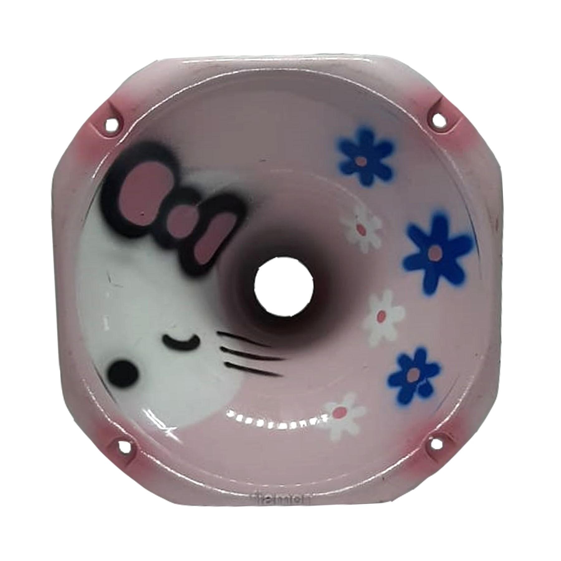 Corneta Fiamon Hello Kitty Curta