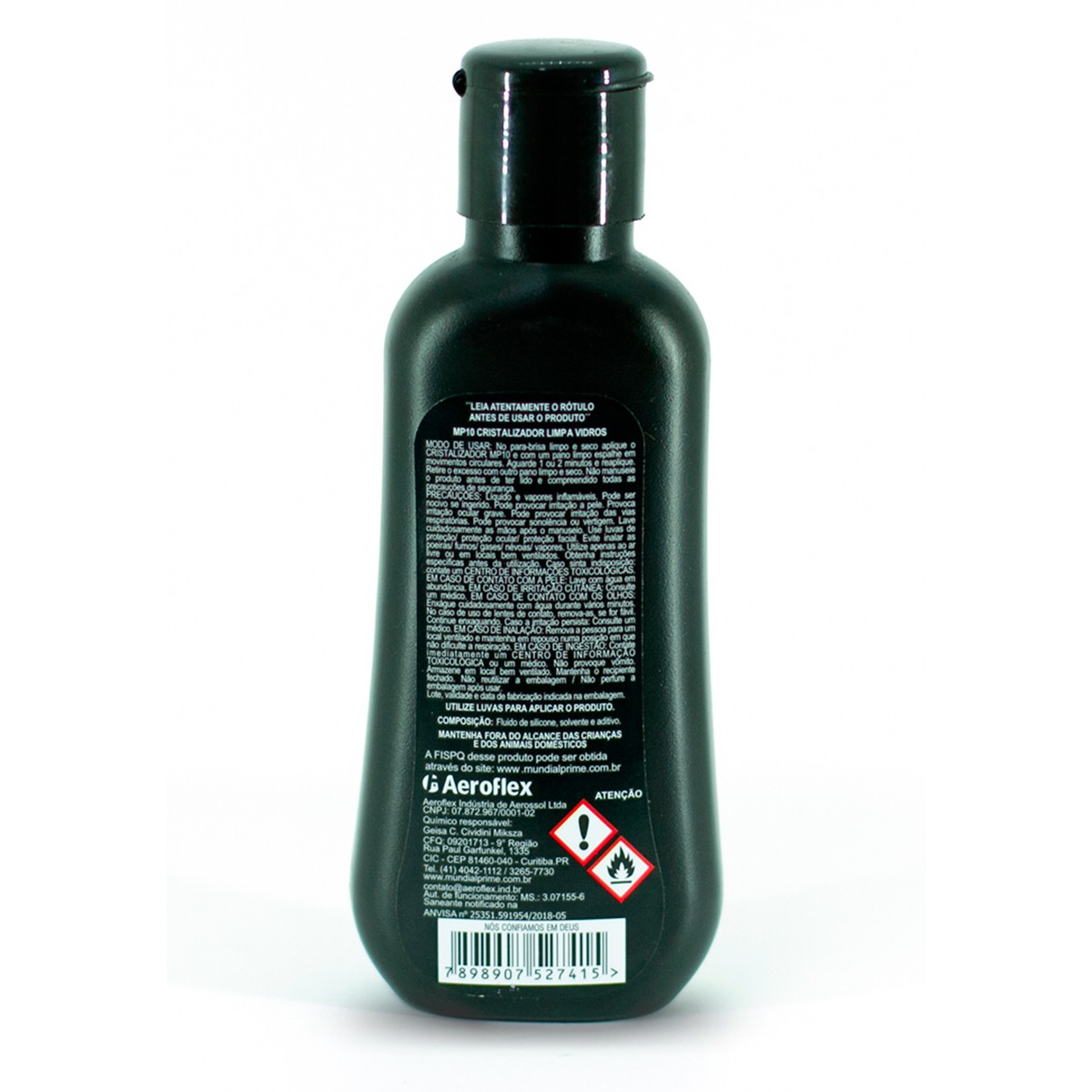 Cristalizador De Vidros 100ml Mp10