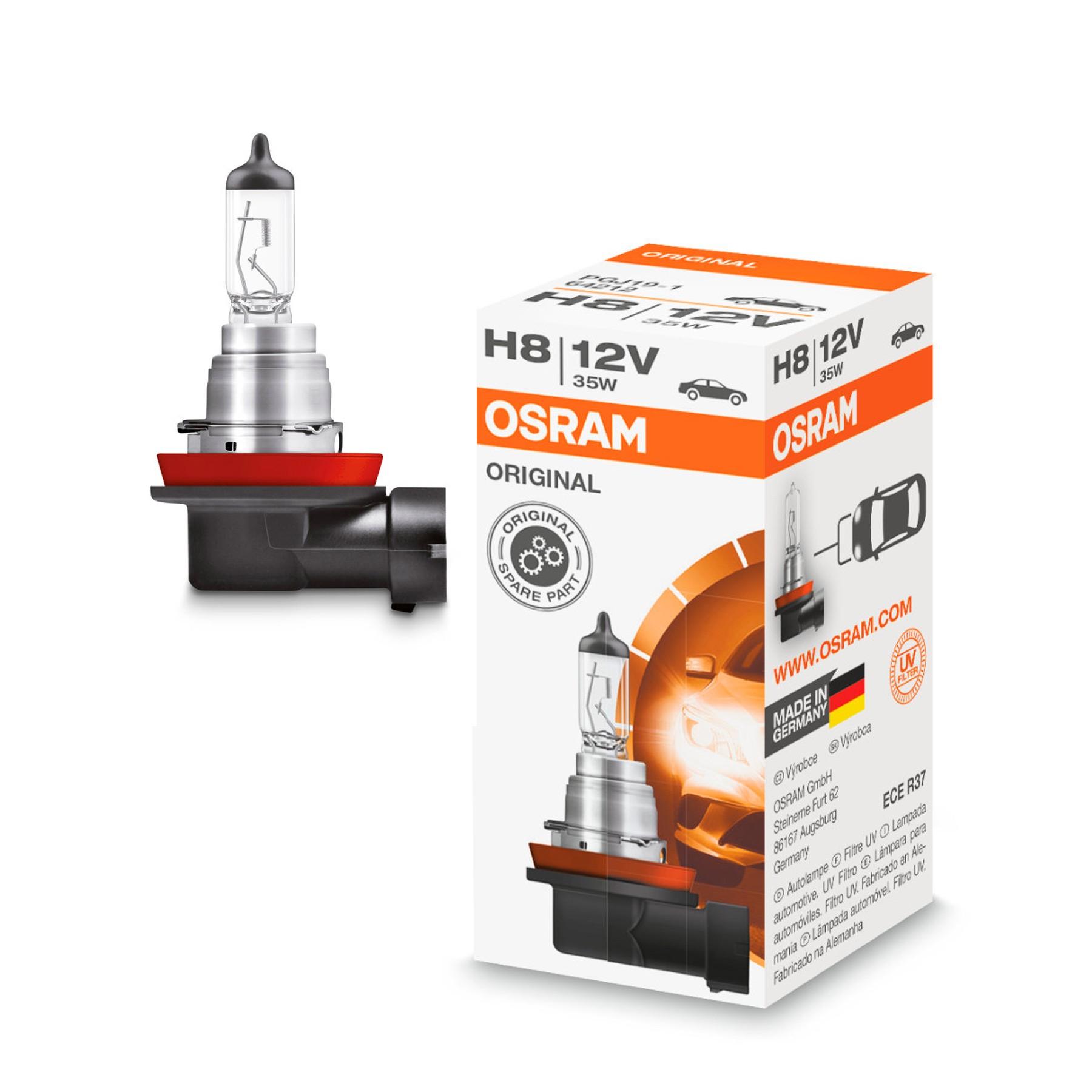 Lampada H8 Osram Original