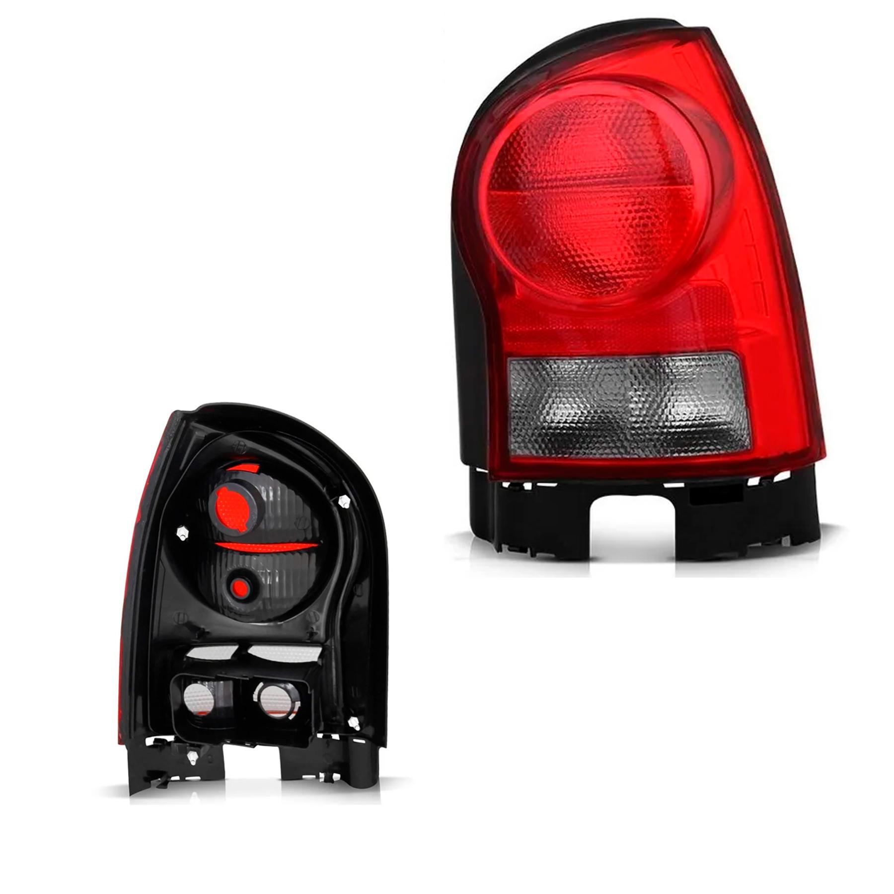 Lanterna Traseira Esquerda Gol G4 2006 a 2014 Fumê