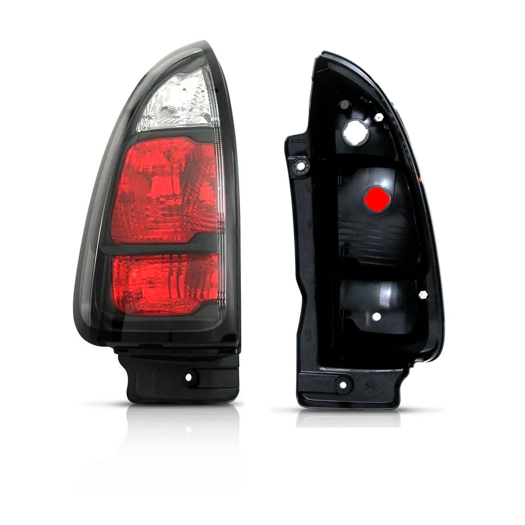 Lanterna Traseira Lado Esquerdo Citroen Aircross 2016 Em Diante