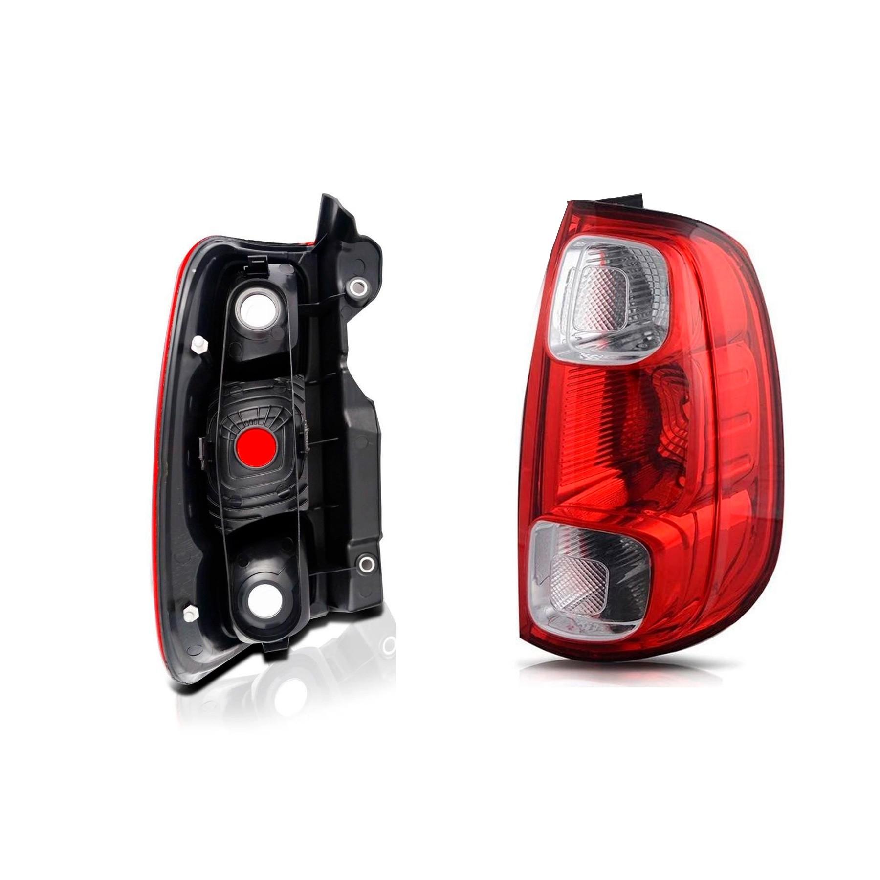 Lanterna Traseira Uno Vivace 2011 > -  Lado Esquerdo