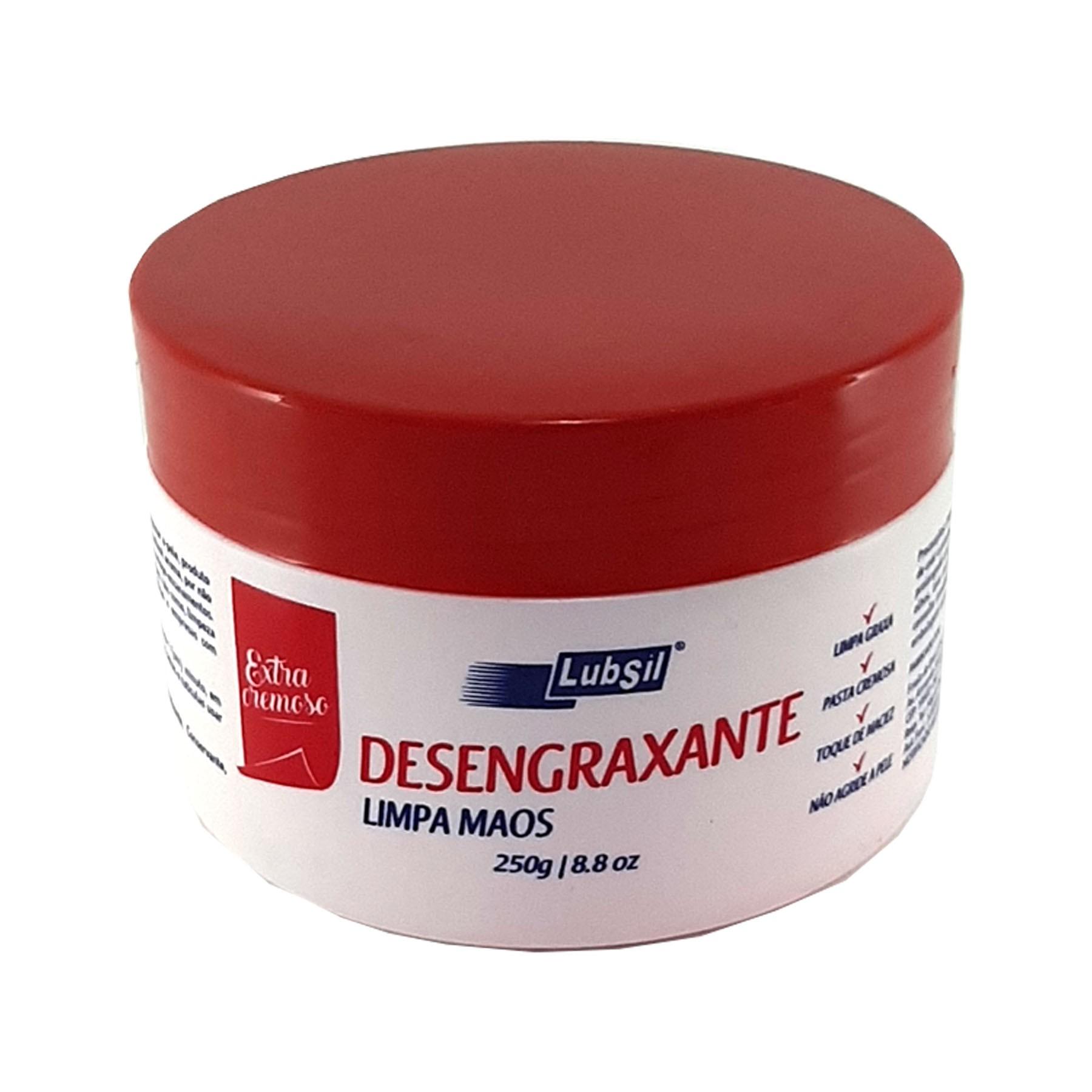 Pasta Cremosa Desengraxante 250g - Lubsil