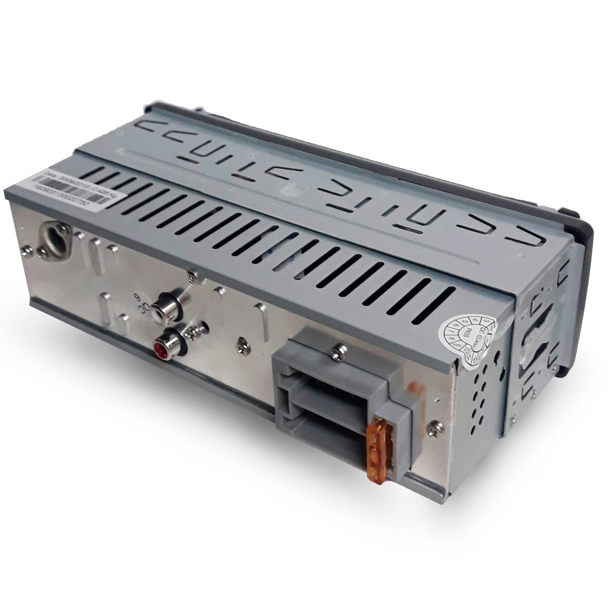 Som Automotivo Multilaser Popbt Com Bluetooth Usb, Sd E Rádio Fm