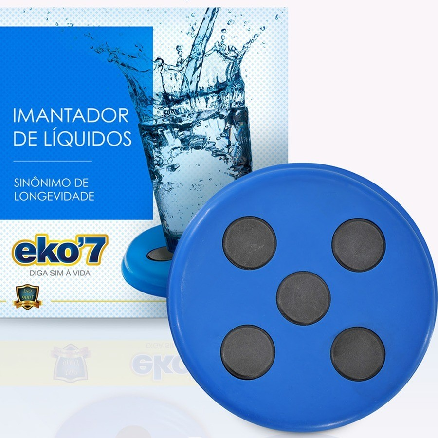 IMANTADOR DE LIQUIDOS EKO7