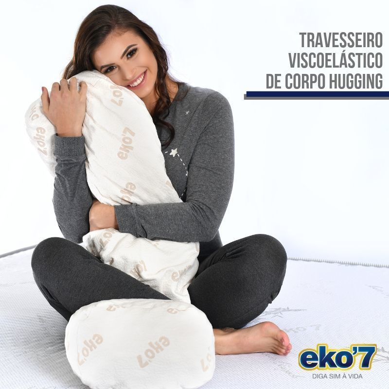 TRAVESSEIRO DE CORPO HUGGING EKO7