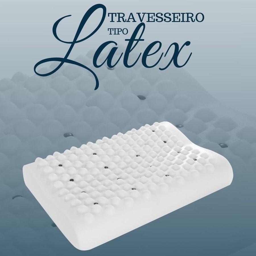 TRAVESSEIRO LATEX EKO7