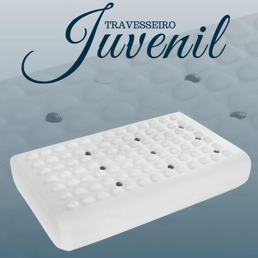 TRAVESSEIRO VISCOELASTICO EKO7 JUVENIL