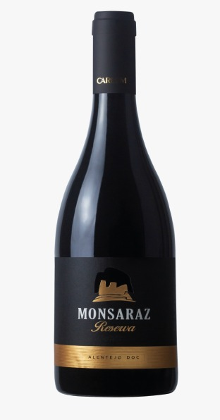 3 Vinho Monsaraz Reserva Doc (tto) Alentejo Cx Mad. 750ml