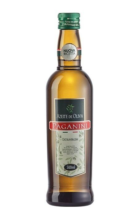 Azeite de Oliva Extra Virgem Paganni Italia 500ml