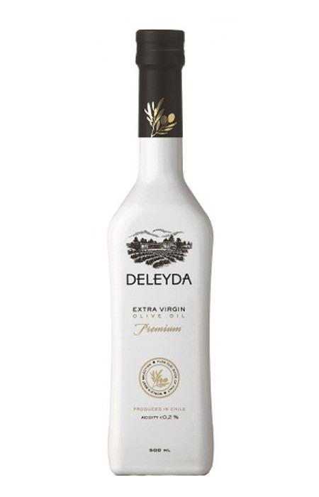 Azeite Deleyda Extra Virgem Premium Vidro 500ml