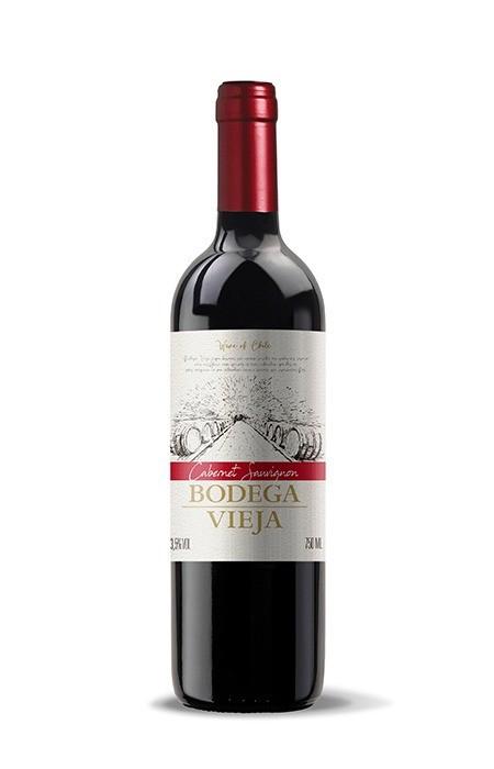 Vinho Tinto Bodega Vieja - Cabernet Sauvignon - 750ml