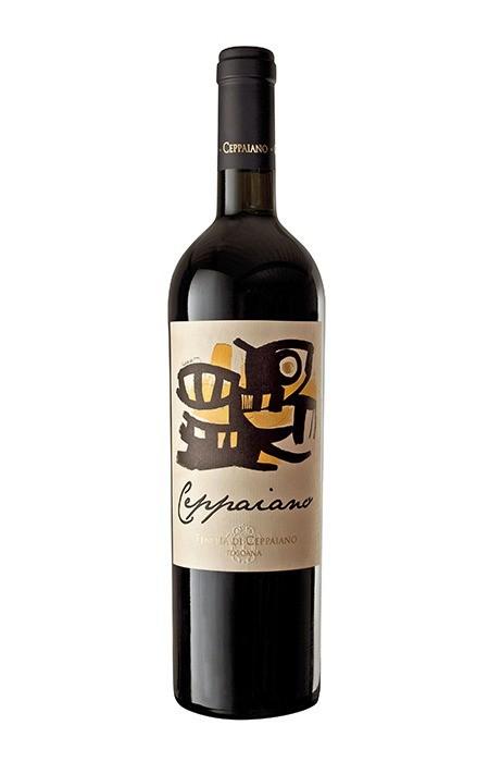 Vinho Tinto Ceppaiano Violetta IGT - Toscana - 750ml
