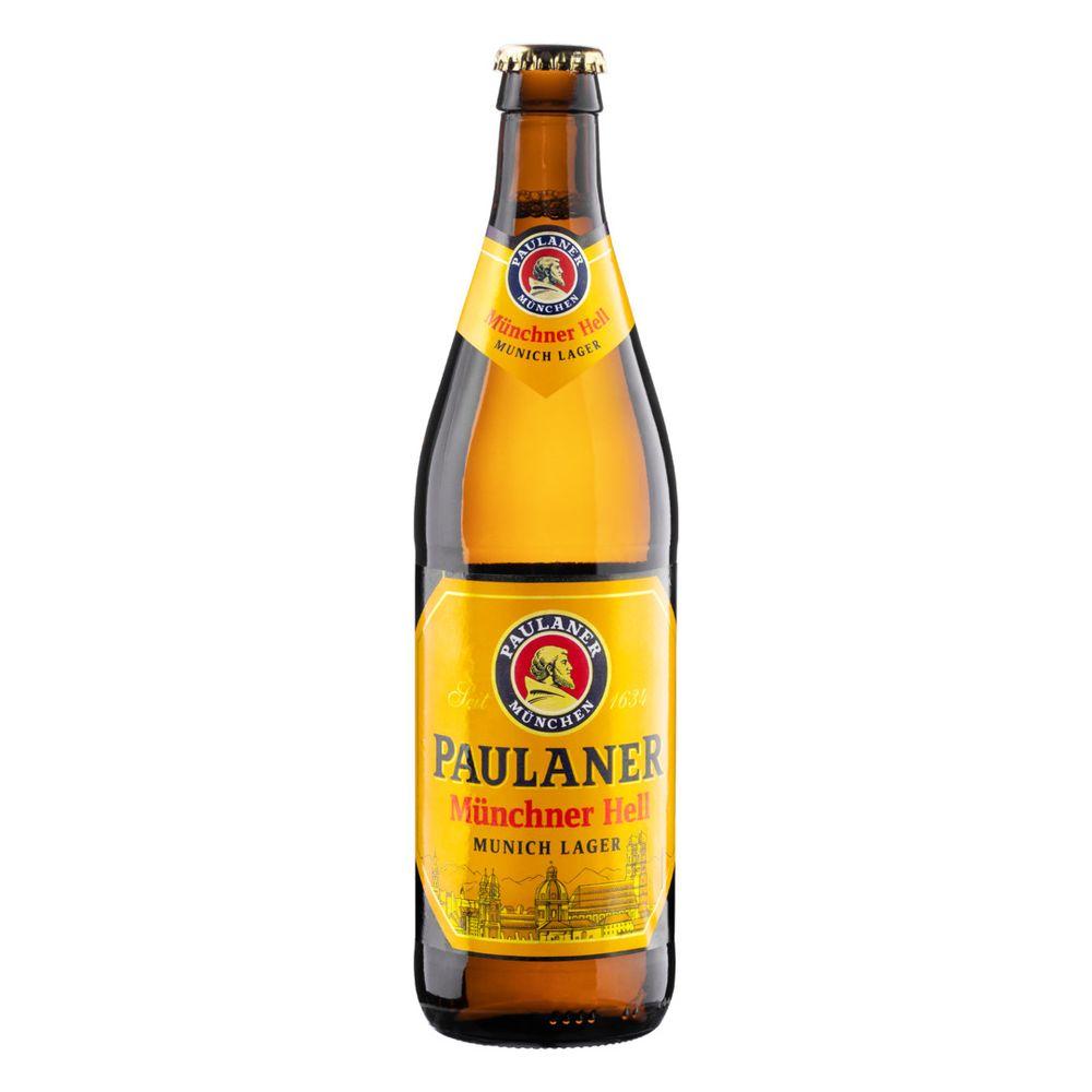 Cerveja Paulaner Original Muchner Hell 500ml