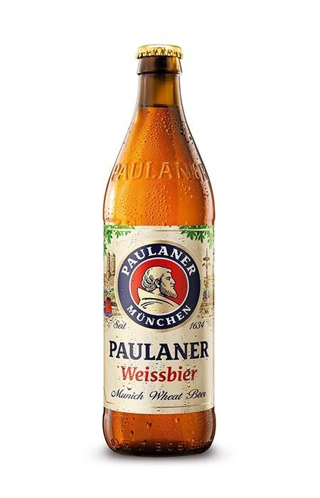 Cerveja Paulaner Weissbier 330ml