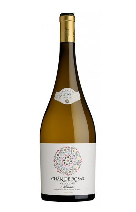 Vinho Branco - Chan de Rosas Albariño Gran Cuvee - 1,5l