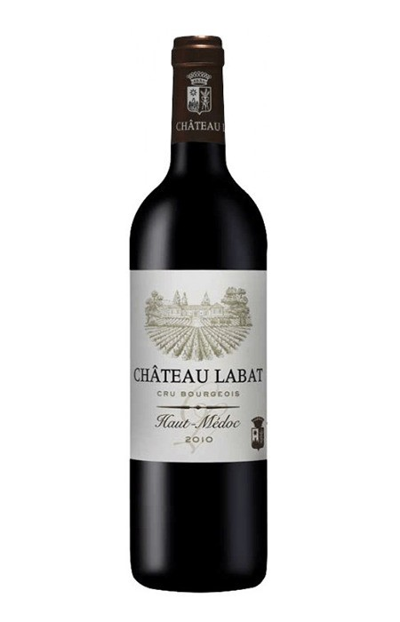 Vinho Tinto Chateau Labat - Haut Medoc, Bordeaux - 750ml