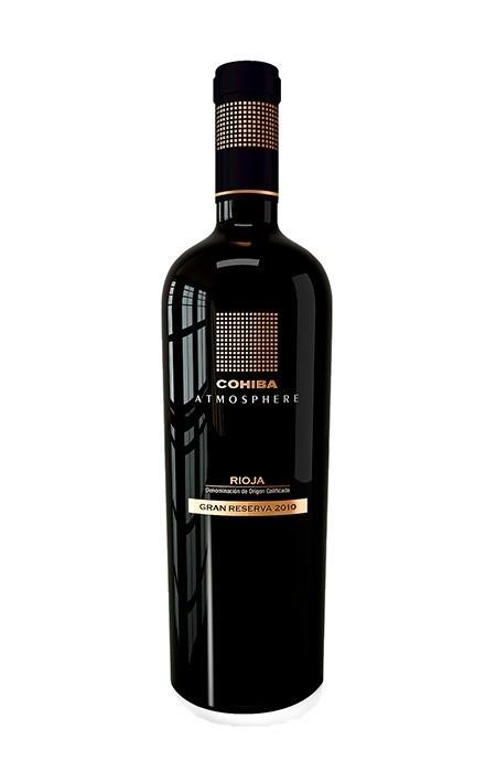 Vinho Tinto Cohiba Atmosphere Gran Reserva DOC - Rioja - 750ml