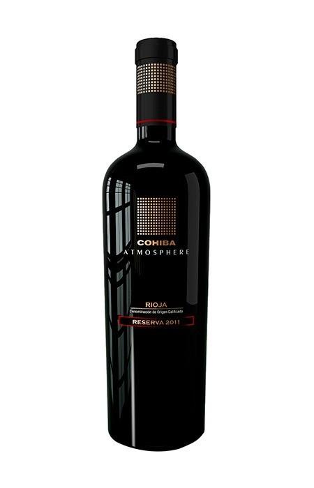Vinho Tinto - Cohiba Atmosphere Reserva DOC - Rioja - 750ml