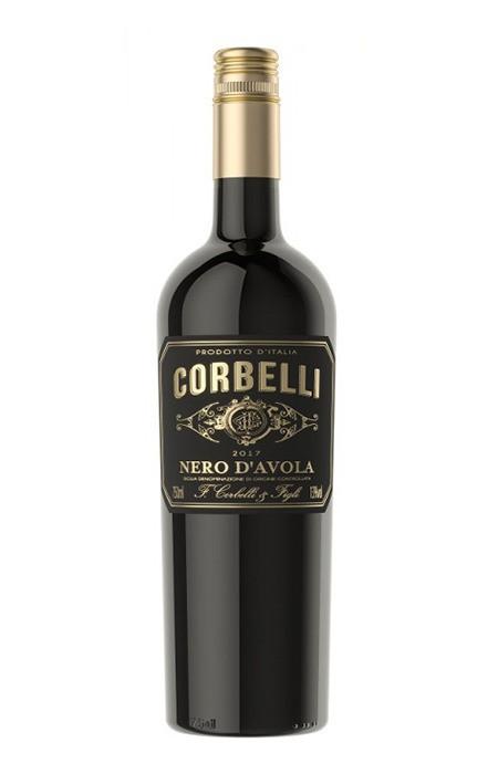 Vinho Tinto Corbelli Nero d'Avola DOC - Sicilia - 750ml